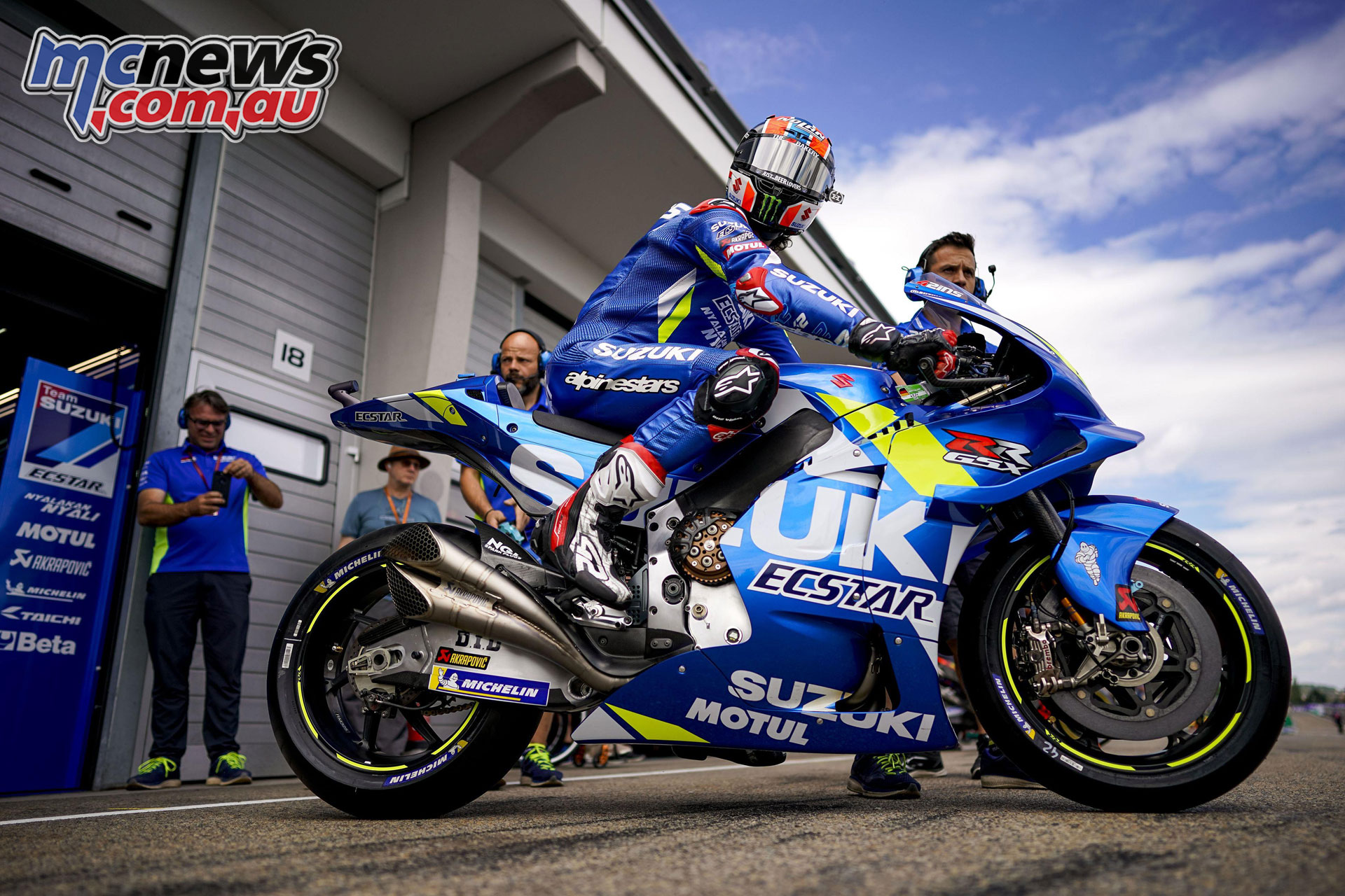 MotoGP Rnd Sachsenring Germany alex rins