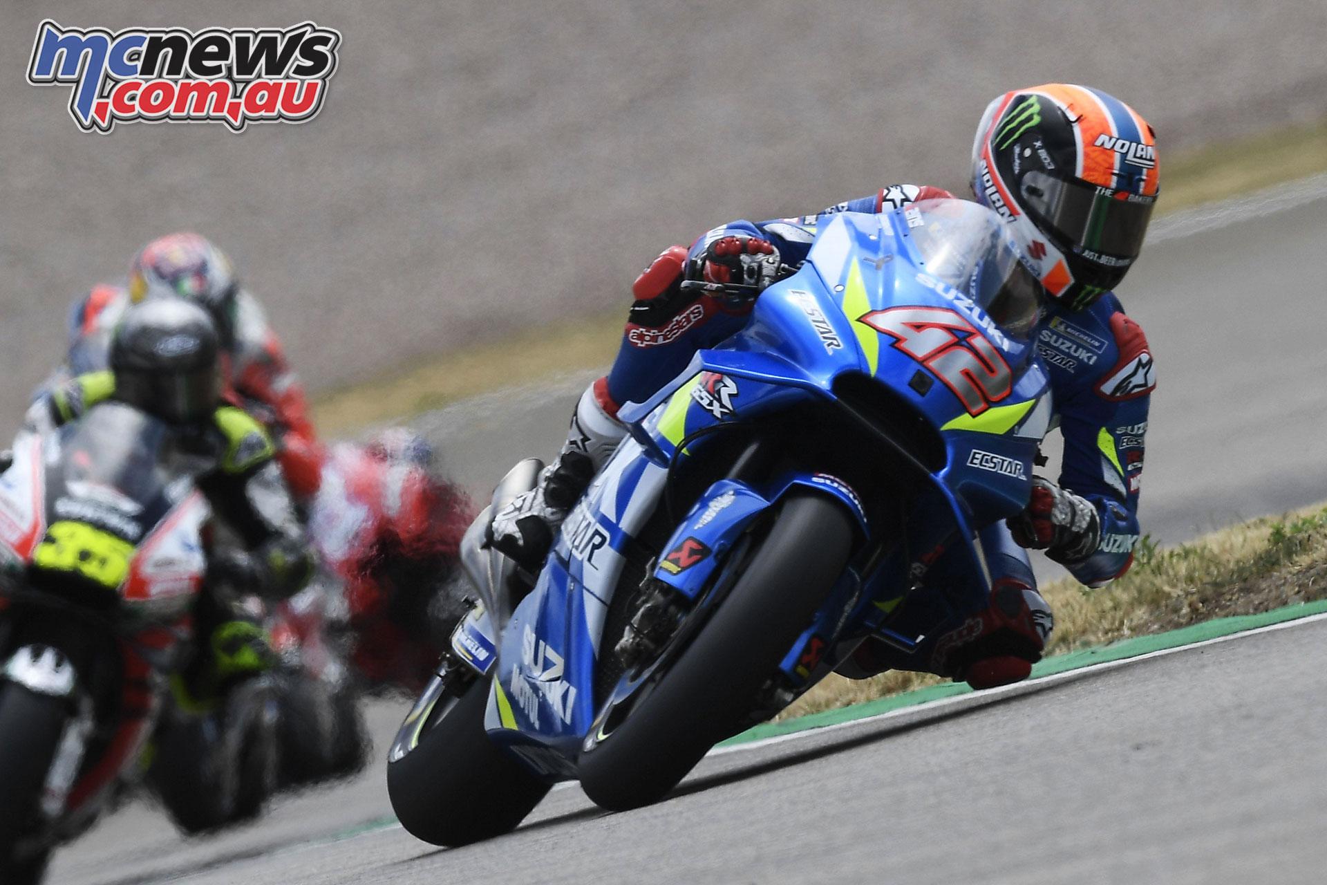 MotoGP Rnd Sachsenring Germany alex rinsr