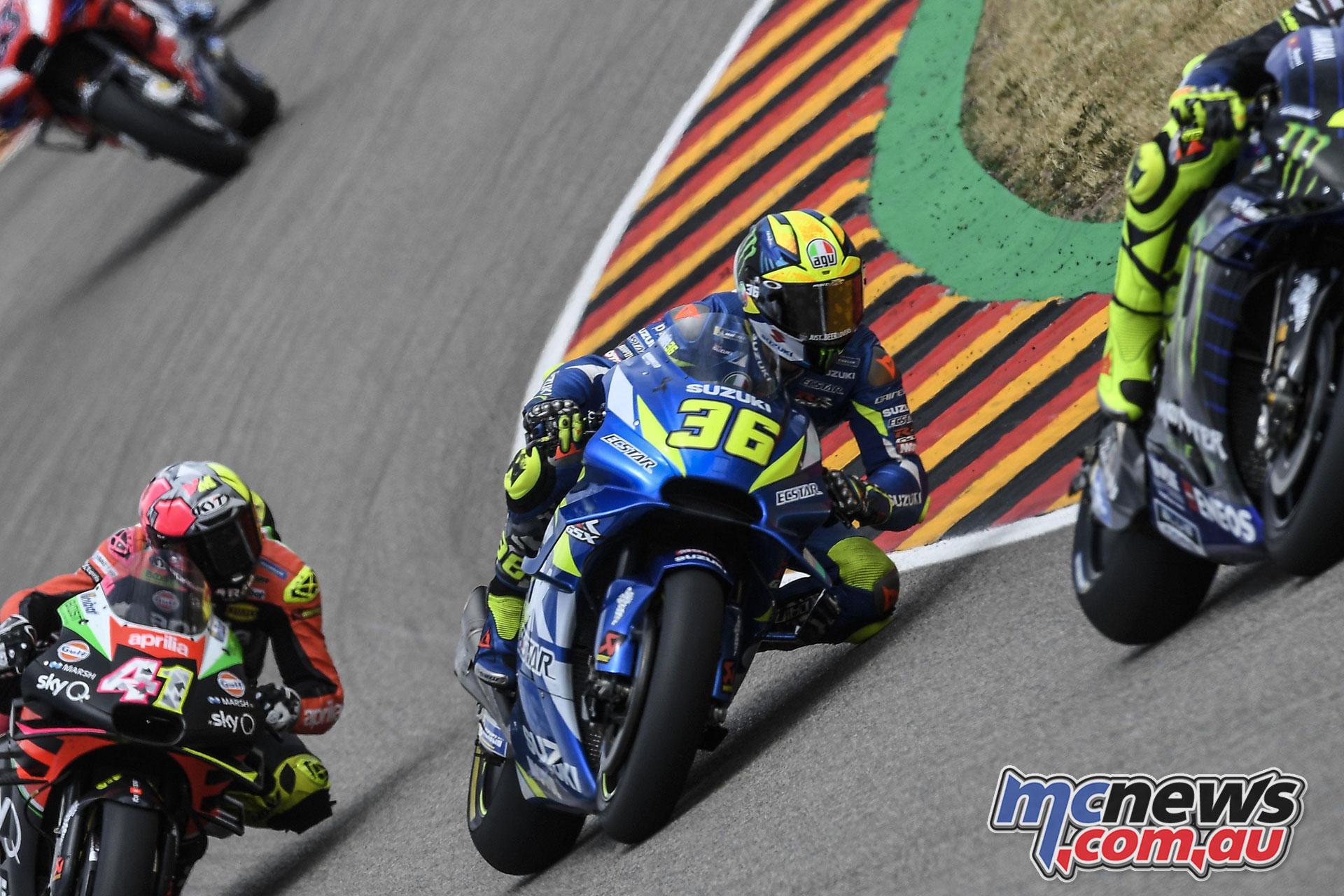 MotoGP Rnd Sachsenring Germany joan mirr