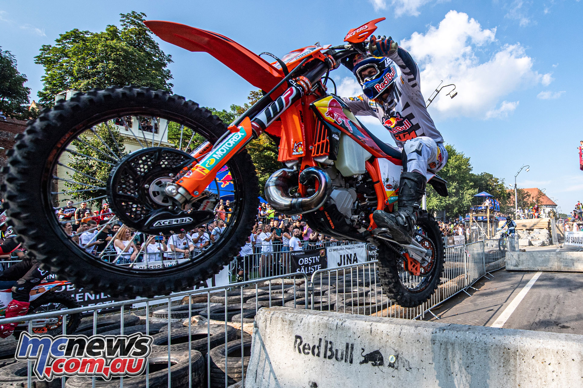 Red Bull Romaniacs WESS Rnd Prologue Jonny Walker IMGPredrag Vuckovic Red Bull Content Pool