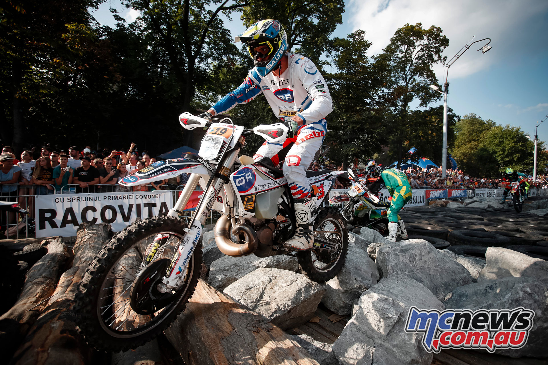 Red Bull Romaniacs WESS Rnd Prologue Pol Tarres FM
