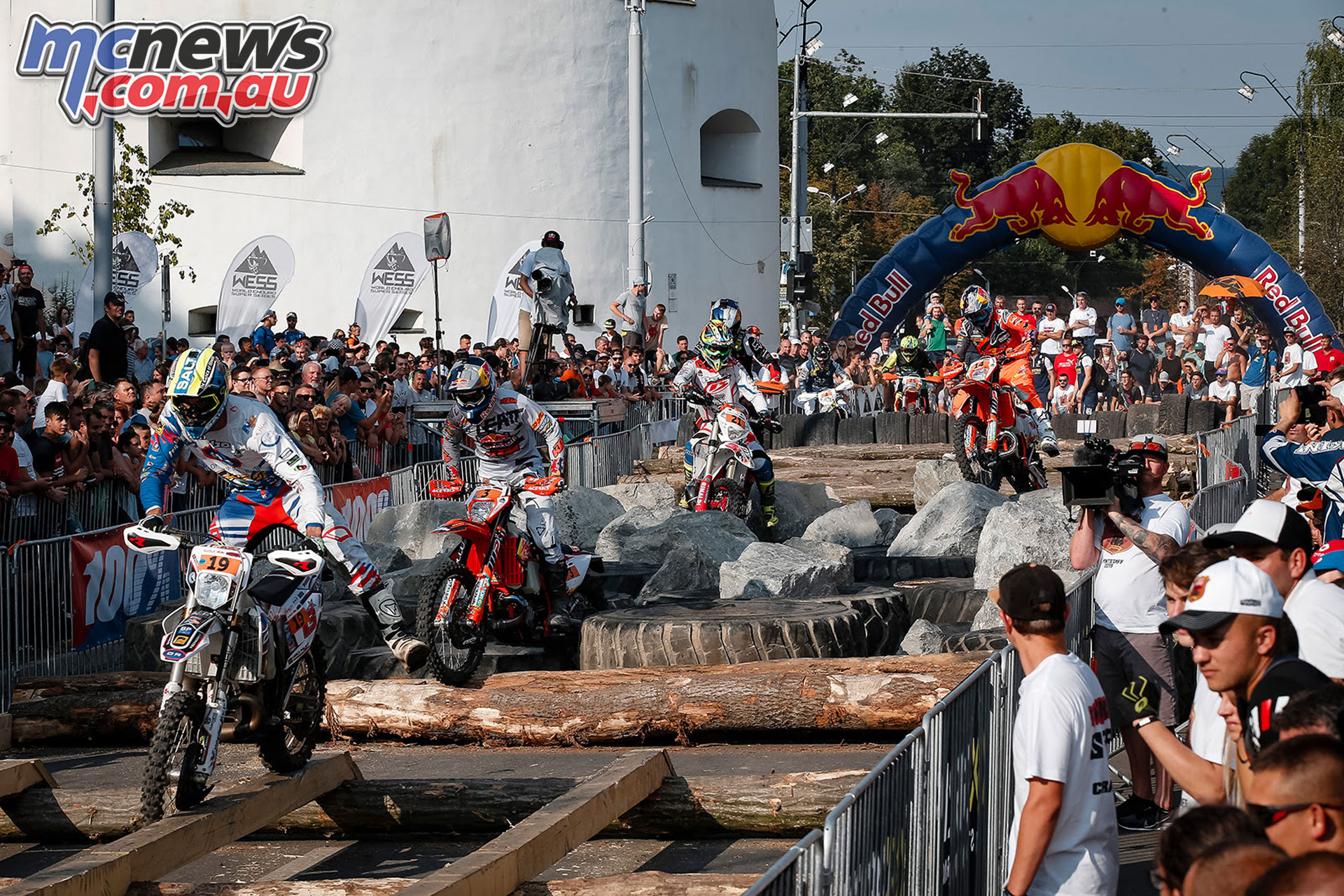 Red Bull Romaniacs WESS Rnd Prologue Pol Tarres
