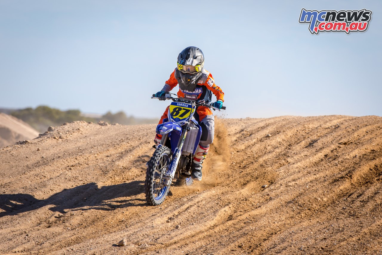 SA MX Wil Carpenter