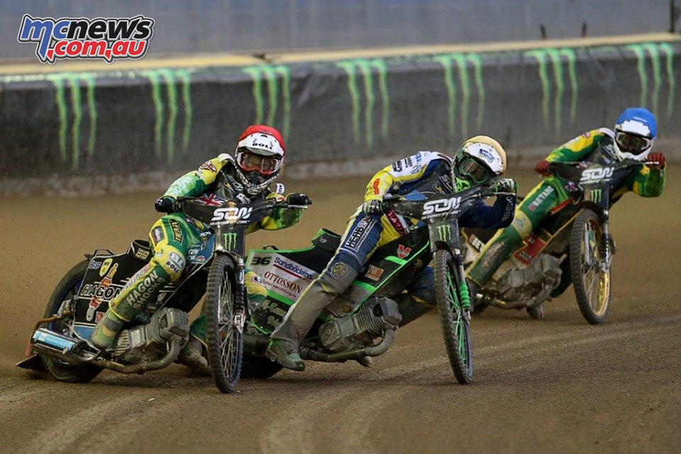 Speedway of Nations Team Australia