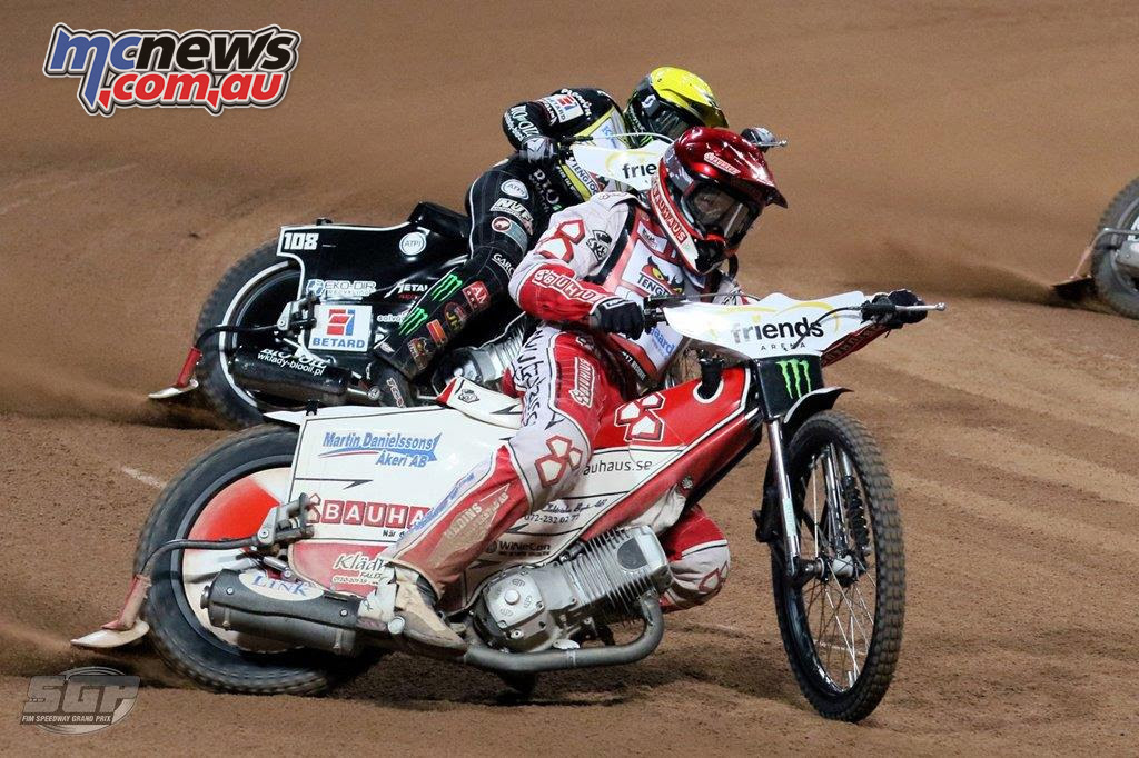 Swedish Speedway Championship SGP Wildcard Jacob Thorssell