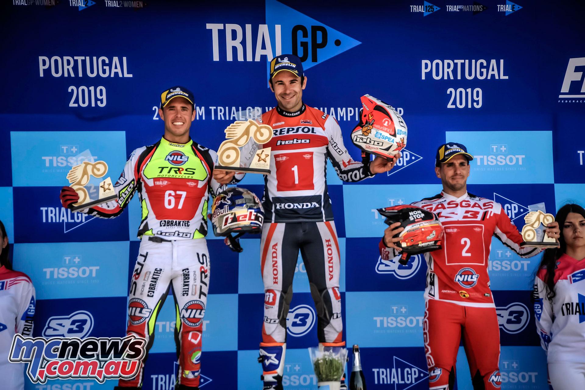 TrialGP Rnd Portugal podium ps