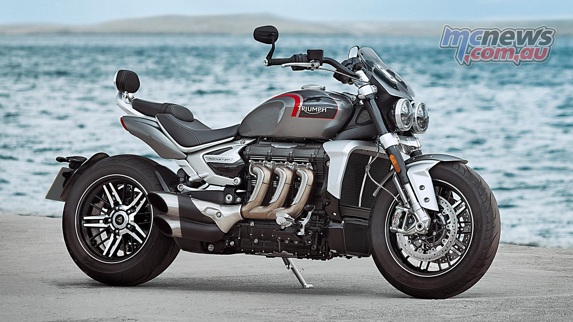 Triumph Rocket GT Static
