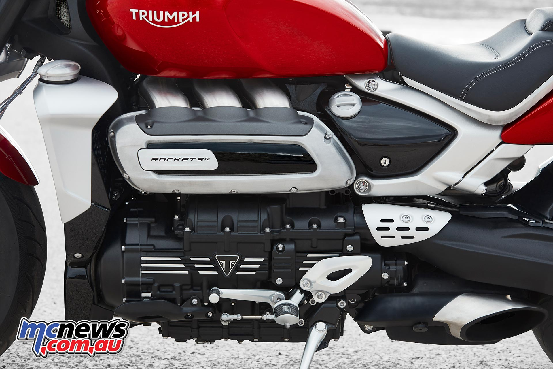 Triumph Rocket R Engine