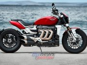 Triumph Rocket R Static