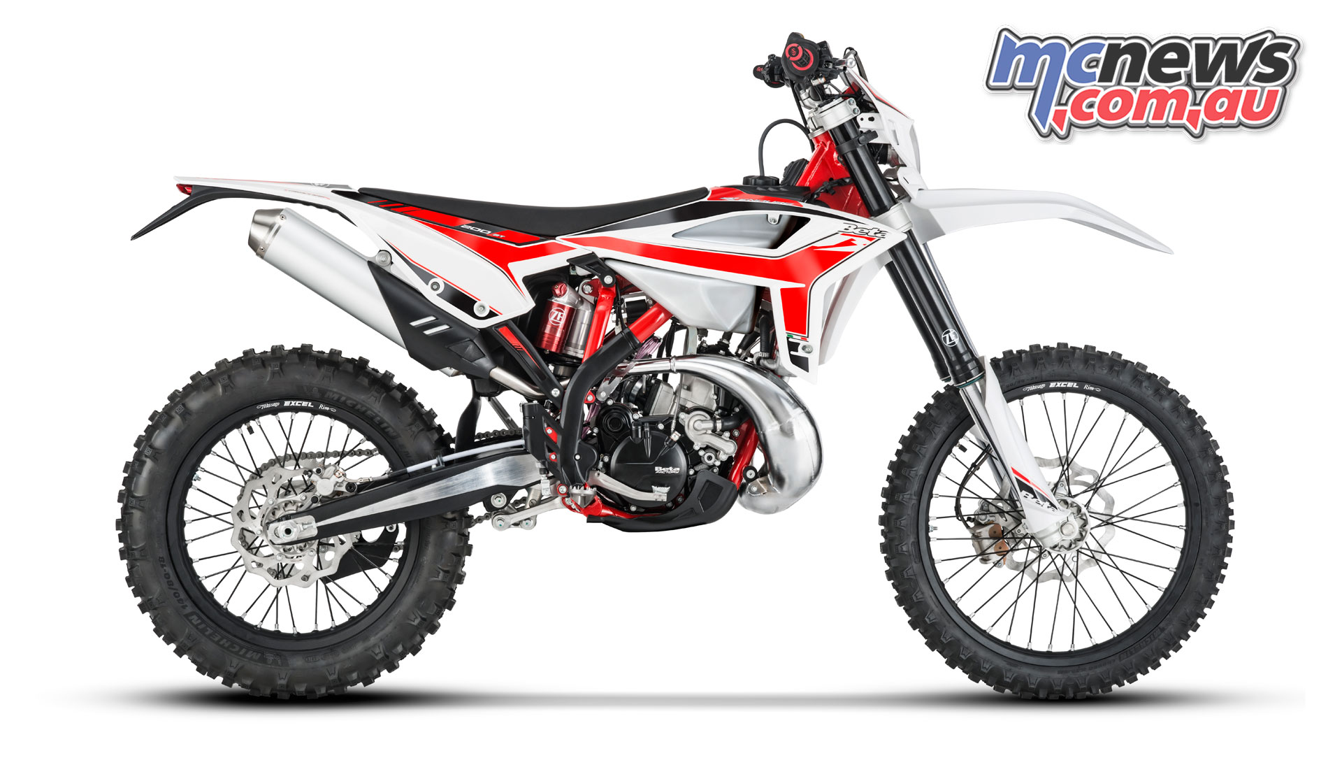 Beta RR enduro RR T My right white