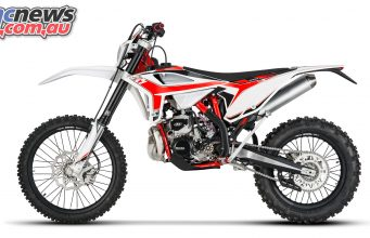 Beta RR enduro RR T My left white
