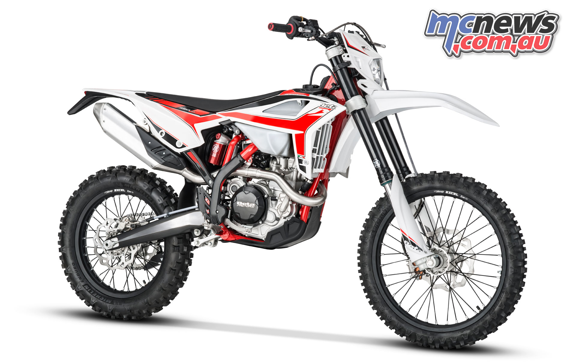 Beta RR enduro RR T front