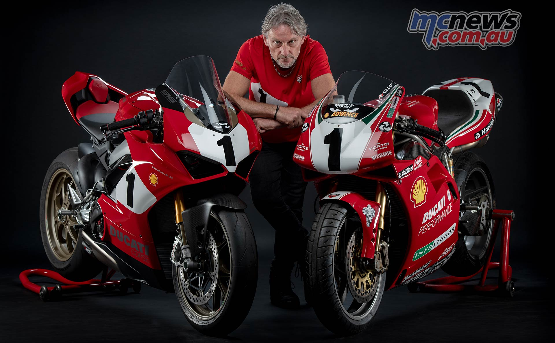 Ducati Panigale V th Anniversary Fogarty