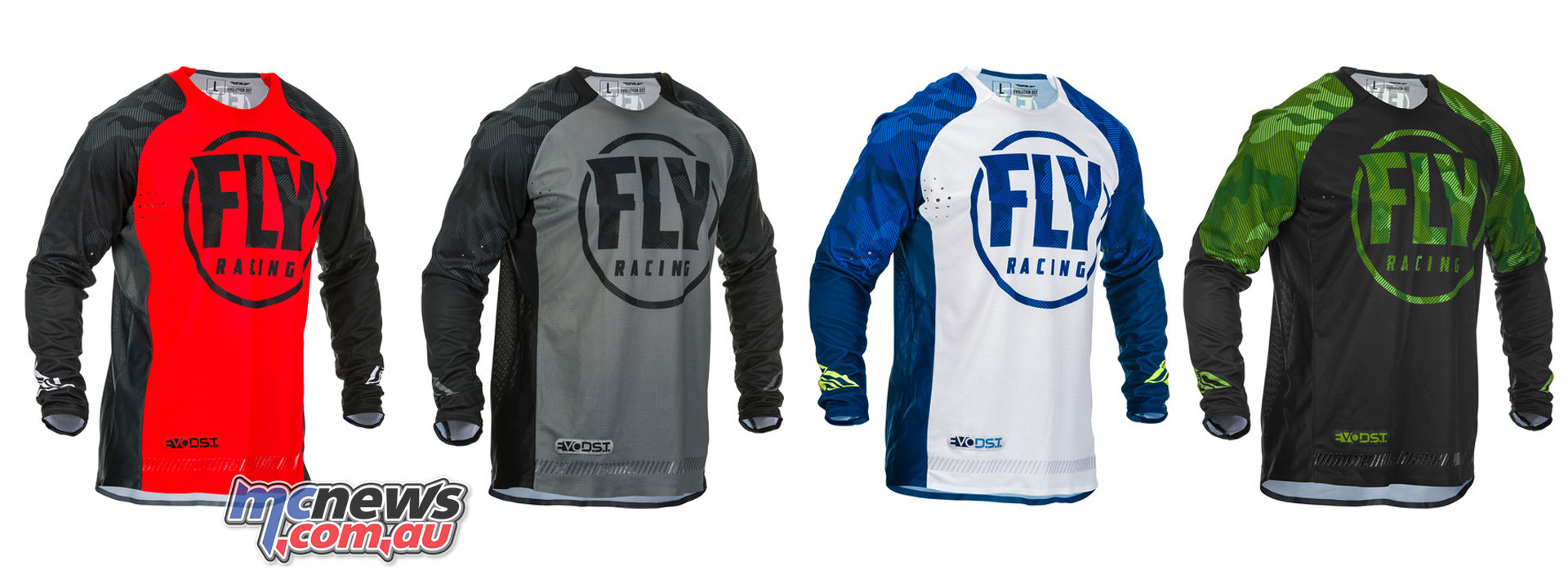 Fly Racing EVO DST Jersey