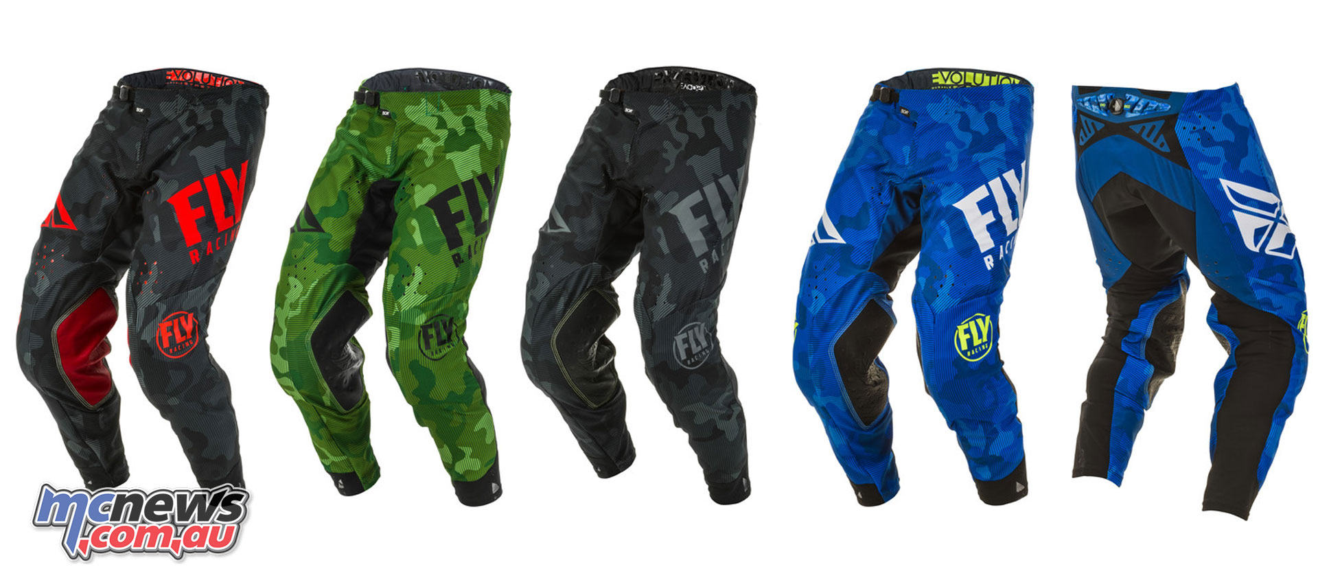 Fly Racing EVO DST Pant
