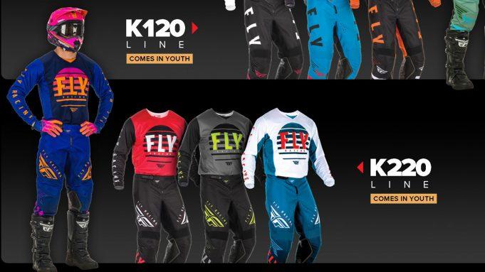 Fly Racing Racewear Kinetic K K