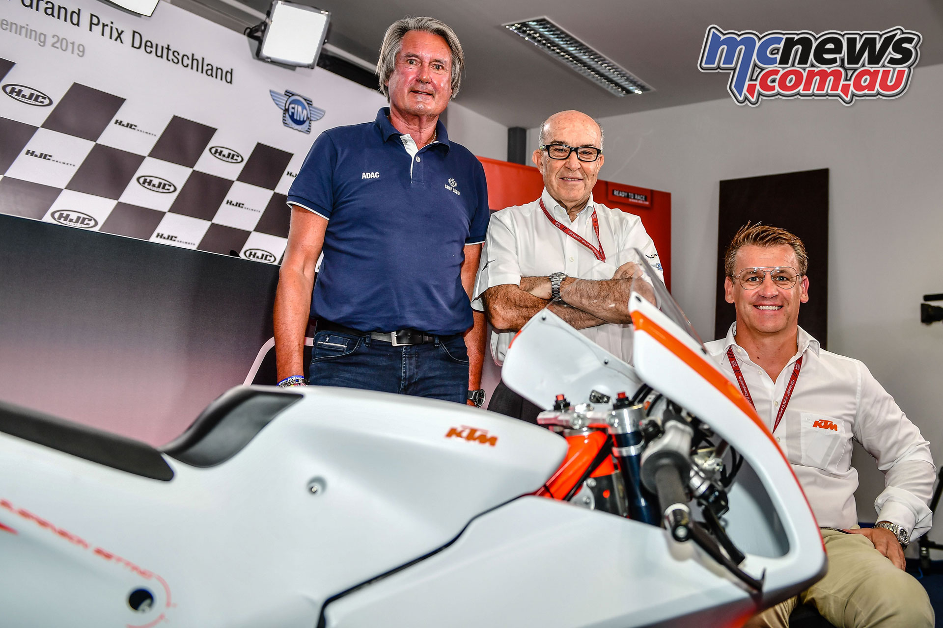 Northern Talent Cup launch