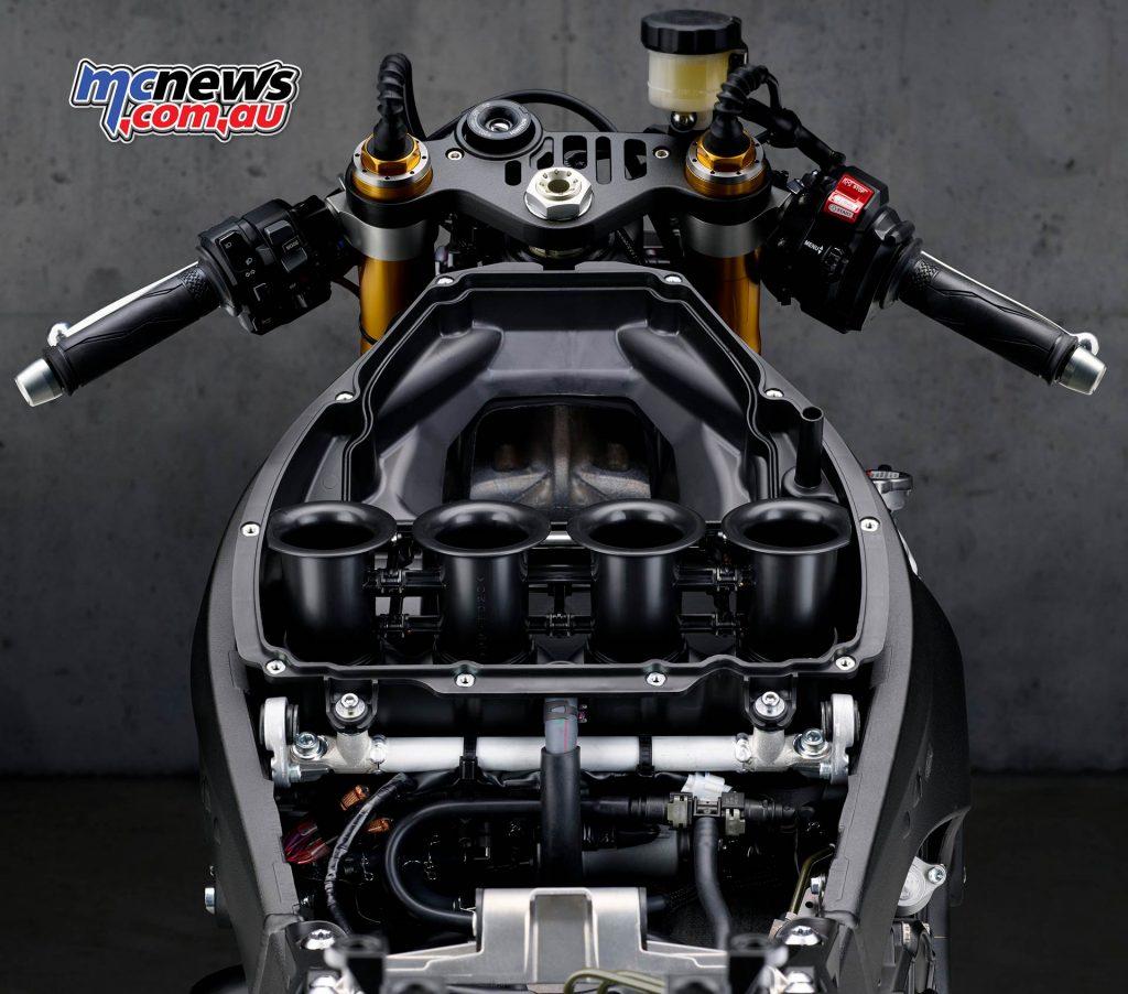 Yamaha YZF RM