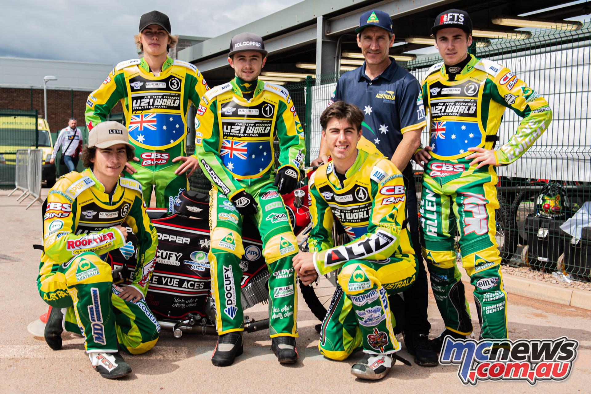 FIM Team Speedway U World Championship Final Team Australia