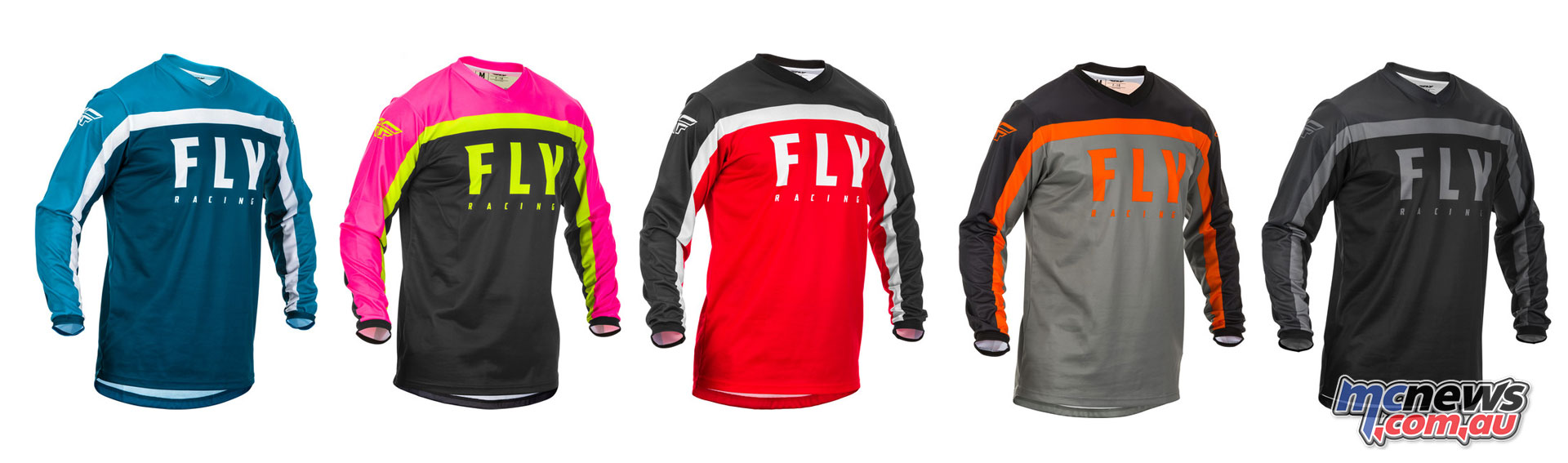 Fly Racing F Jersey