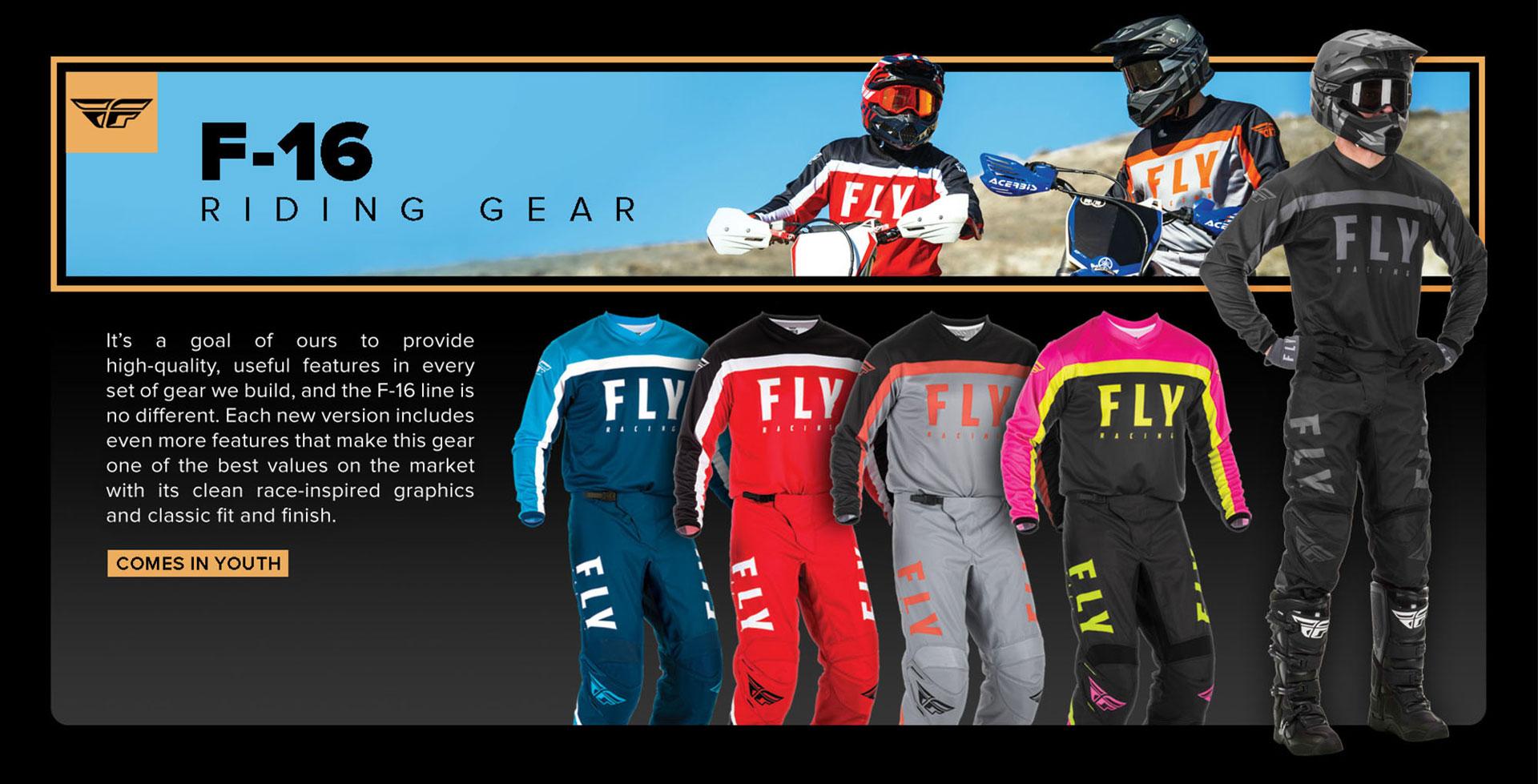 Fly Racing F Racewear