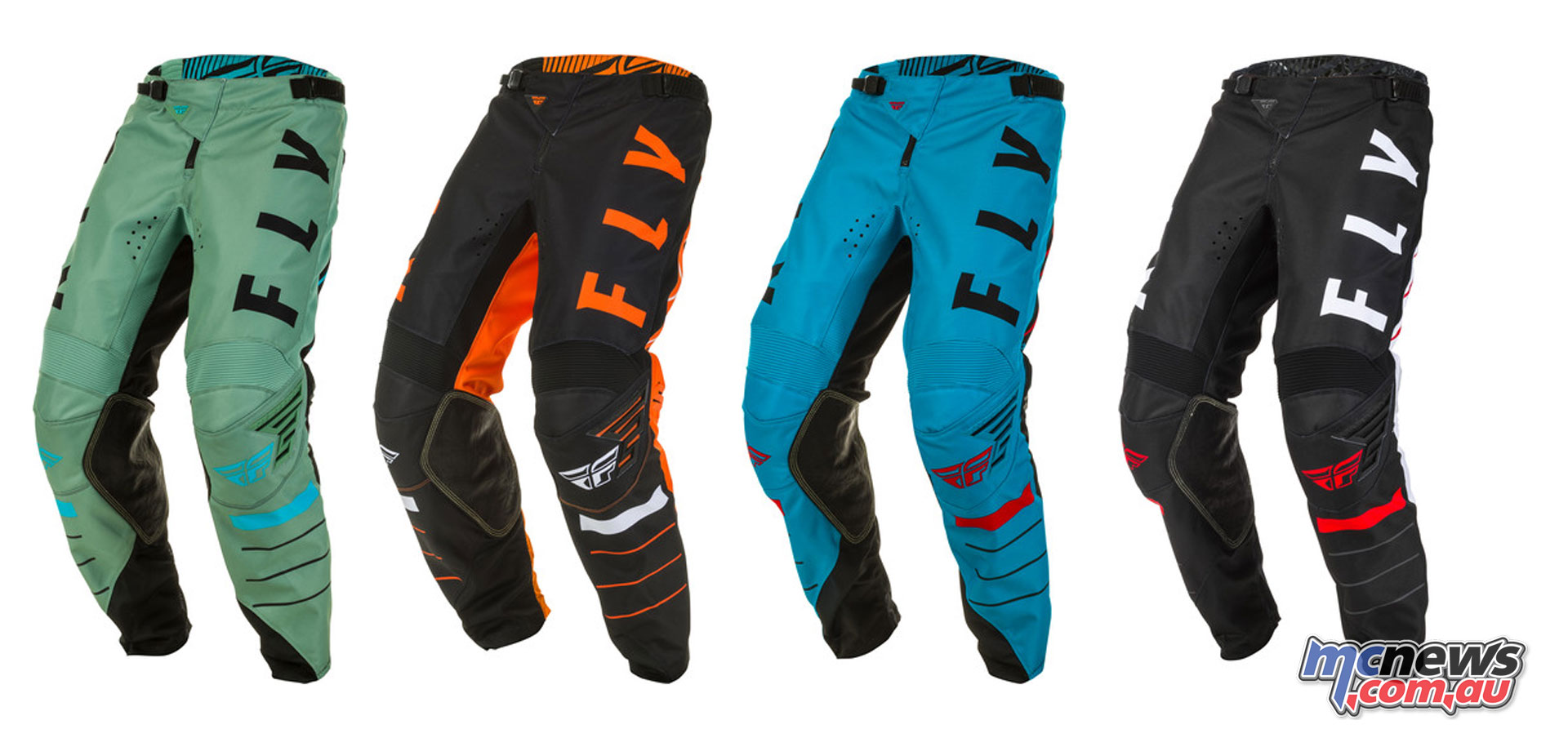 Fly Racing Kinetic K Pants
