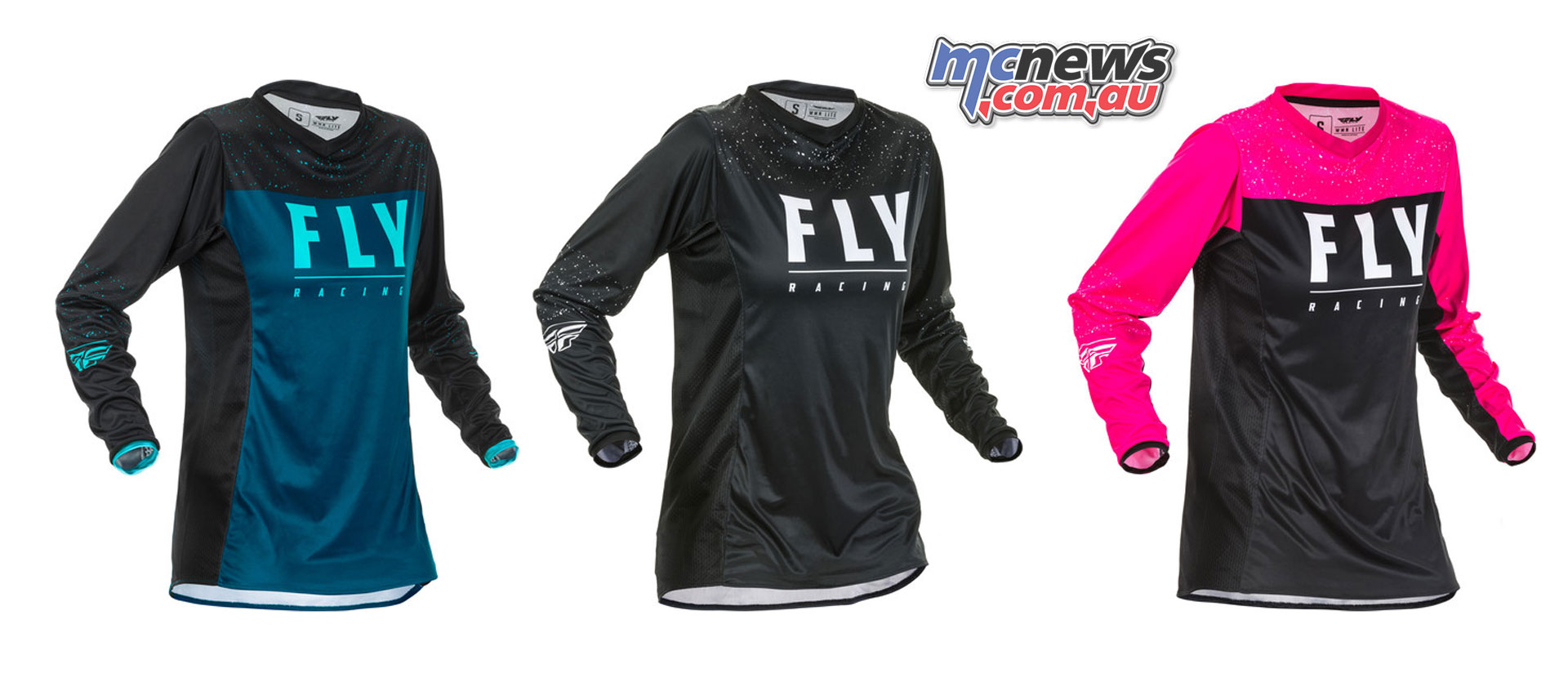 Fly Racing Womens Lite Jersey