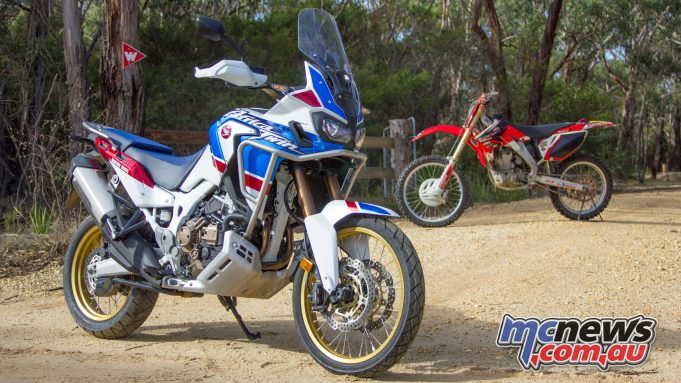 Honda Africa Twin DCT Adventure Sports Review
