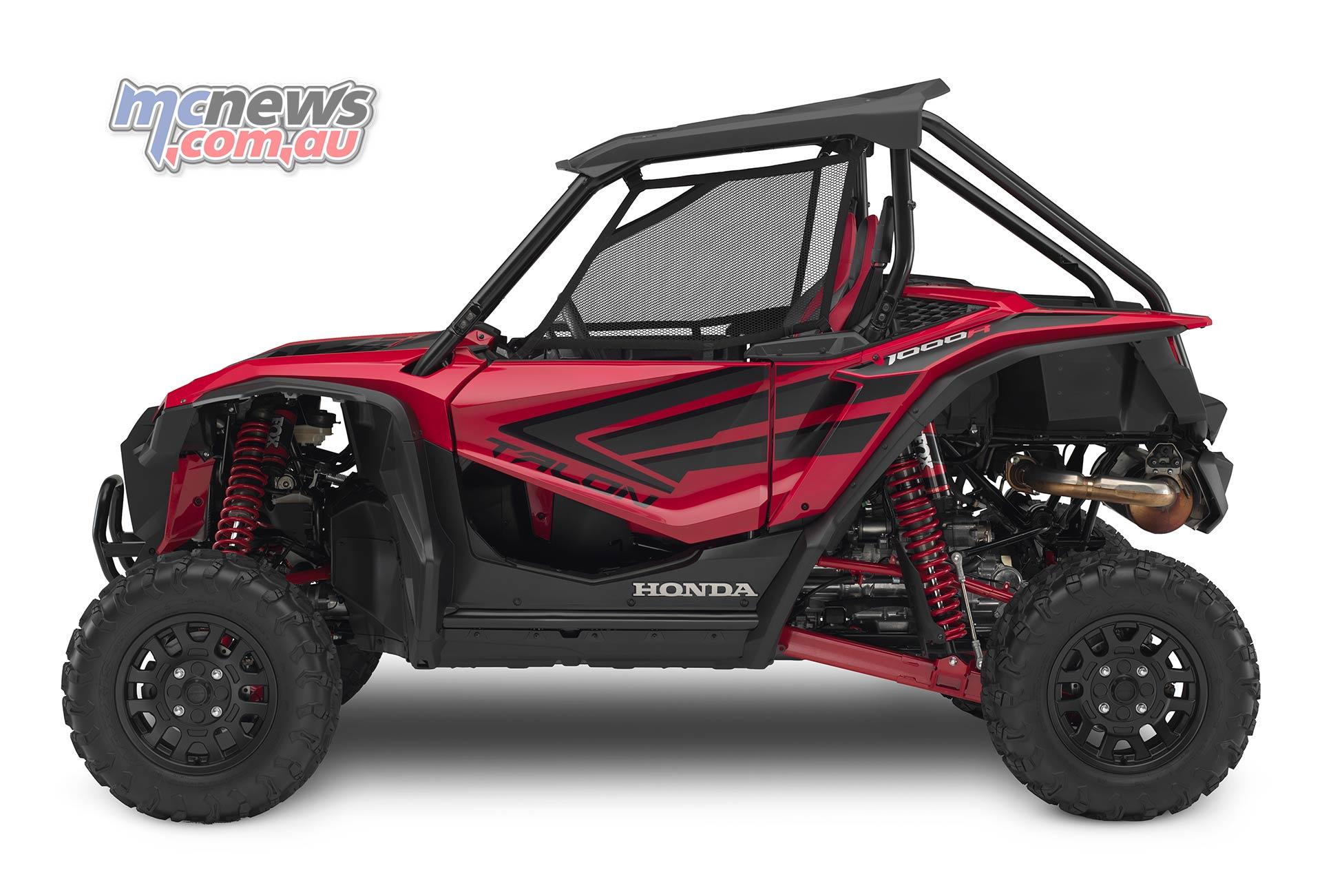 Honda Talon R SxS
