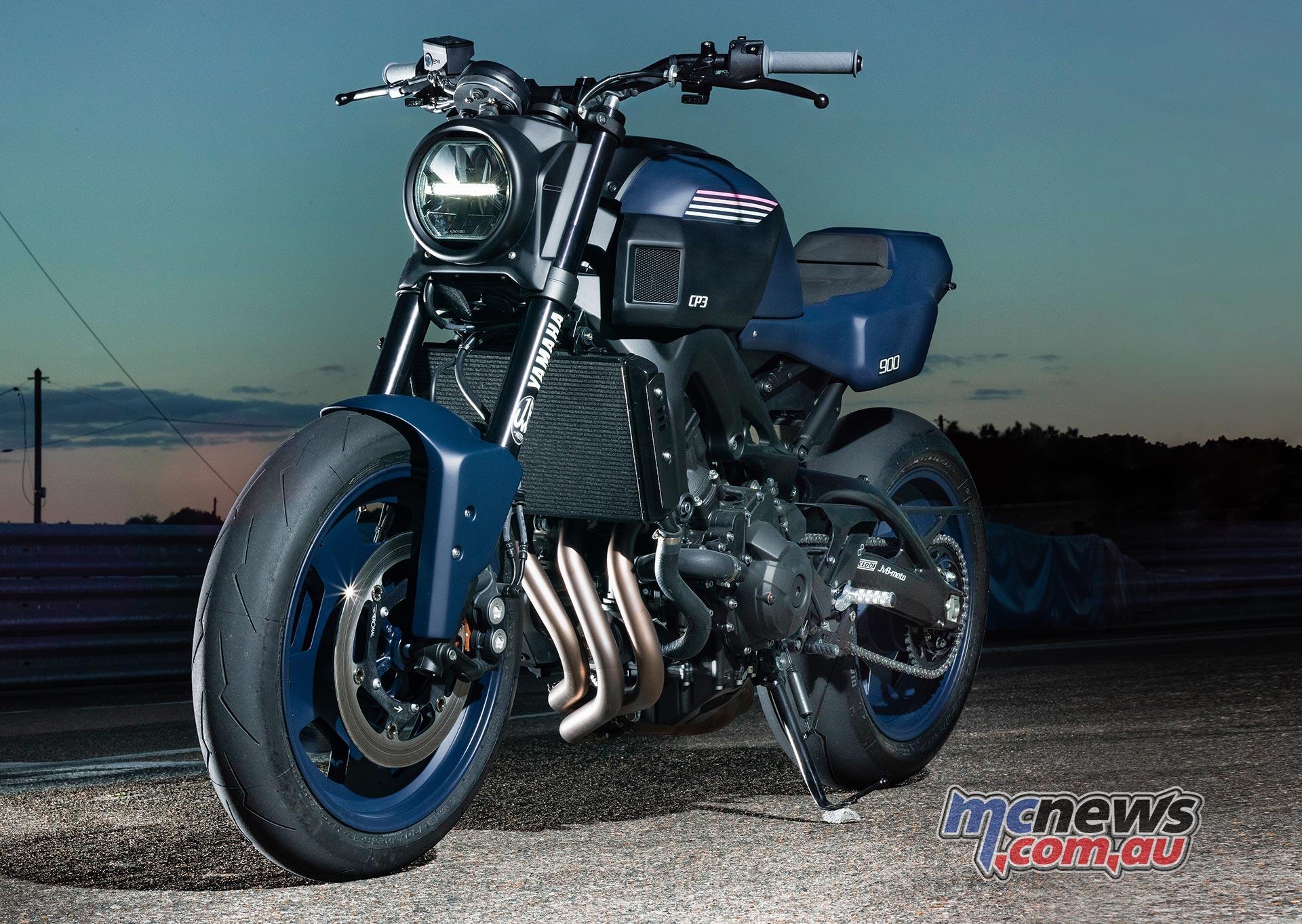 JvB moto XSR