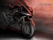 Triumph Daytona Moto Limited Edition