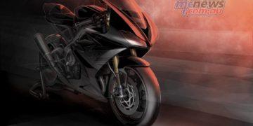 Triumph Daytona Moto Limited Edition
