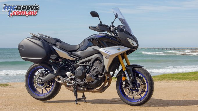 Yamaha MT Tracer GT Review