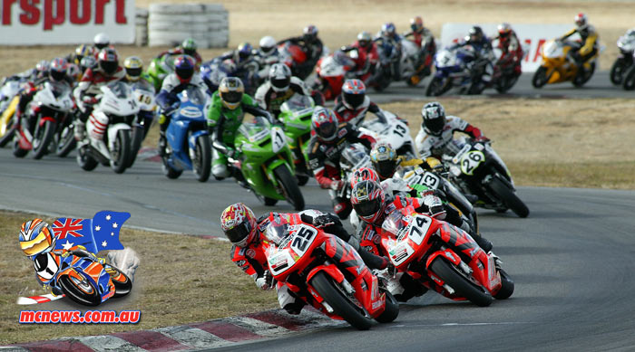 ASBK Supersport Winton Brookes Fergusson