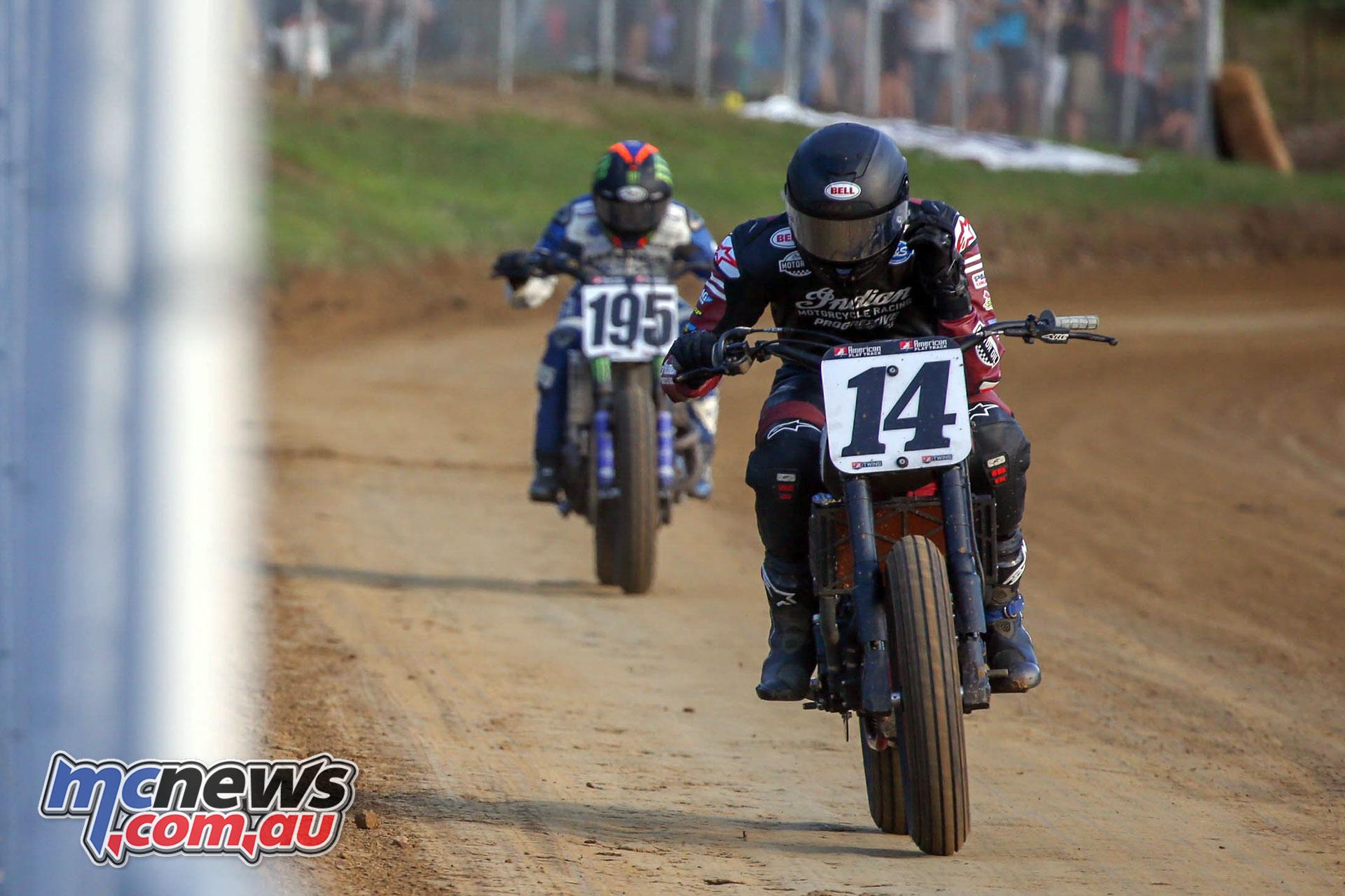 AFT Peoria TT Rnd Twins Briar Bauman ERV
