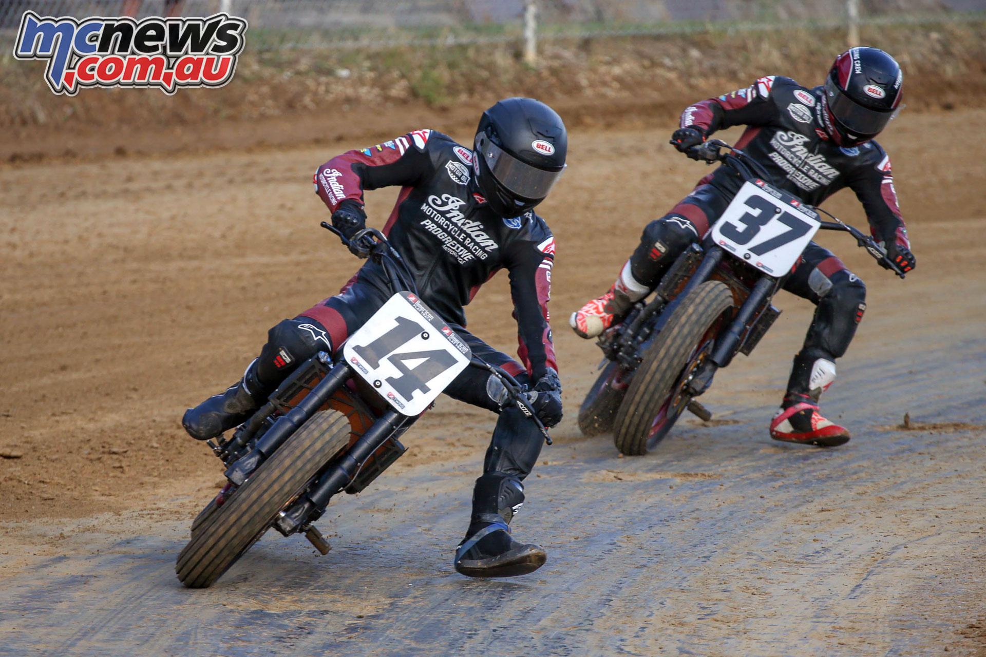 AFT Peoria TT Rnd Twins Briar Bronson Bauman ERV