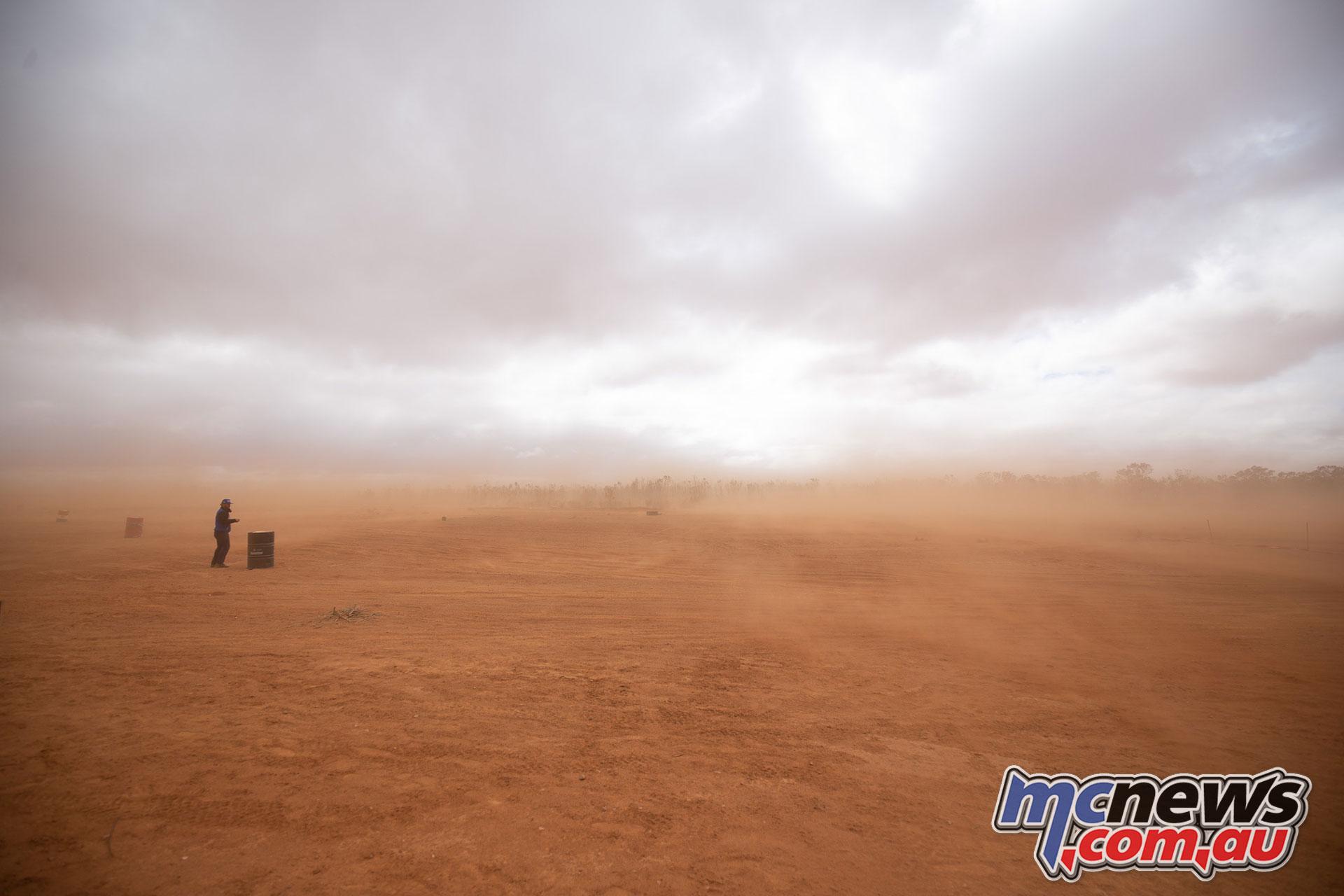 AORC Broken Hill bhsund Dust storm
