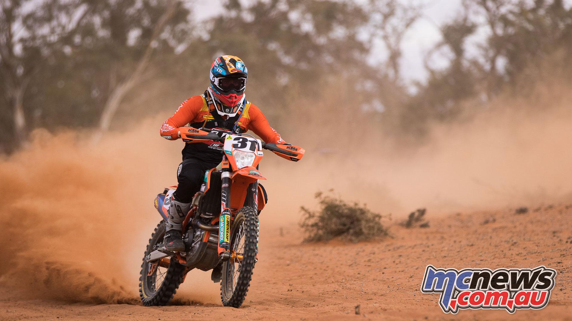 AORC Broken Hill bhsund Daniel Milner