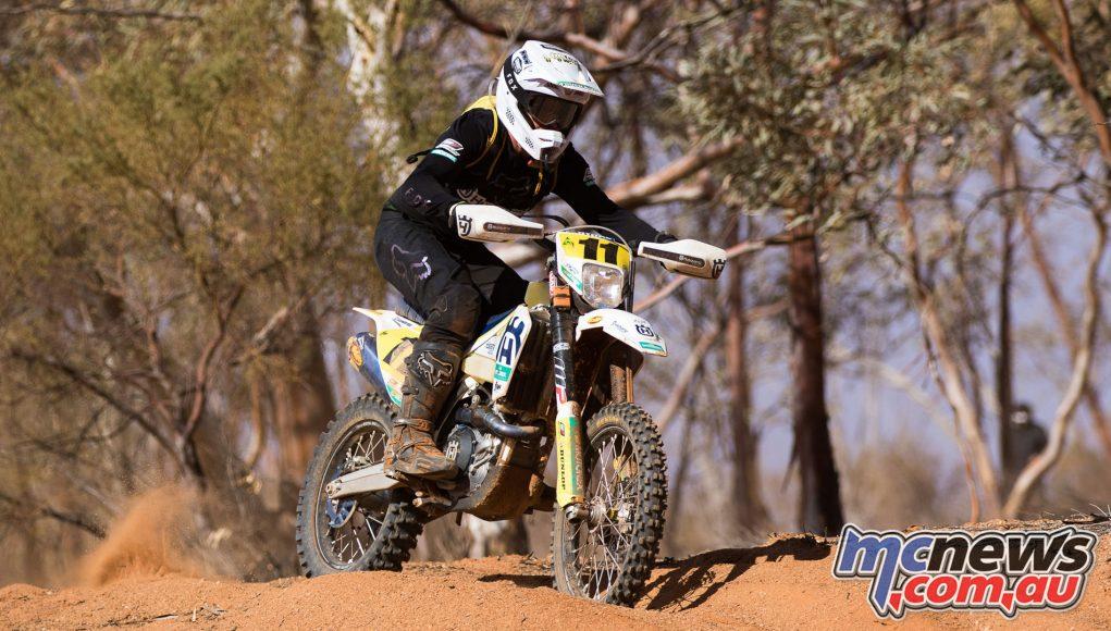 AORC Broken Hill bhsund Daniel Sanders