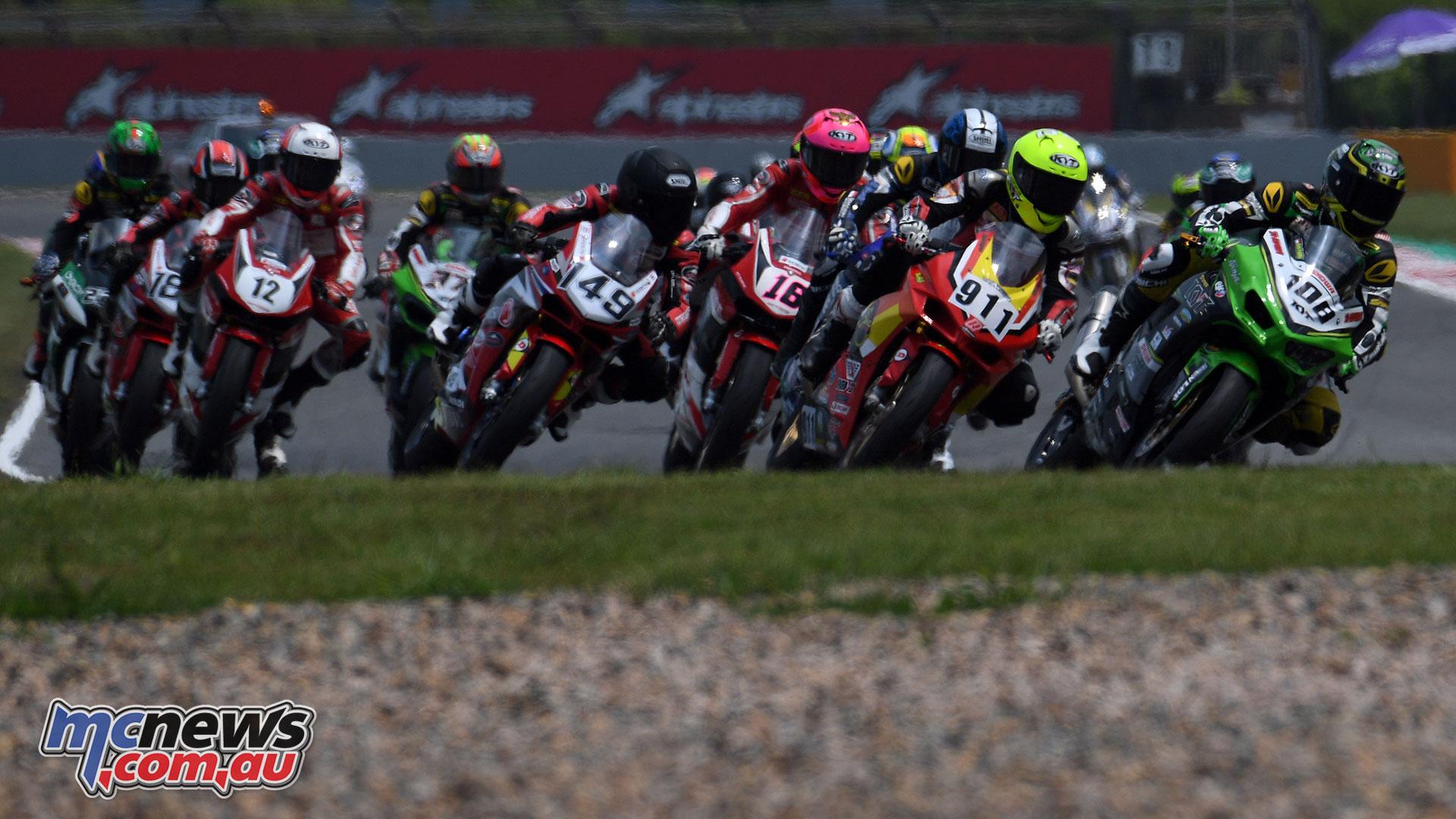 ARRC Round China AP Race ARRC