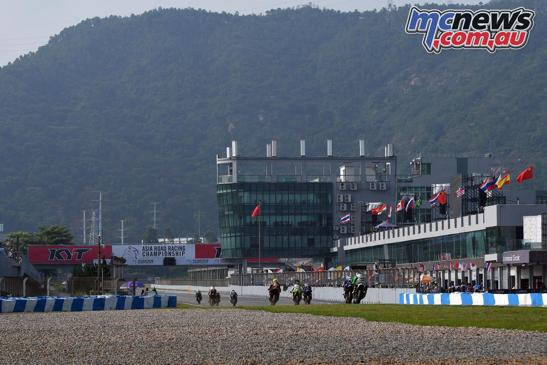 ARRC Round China ARRC Zhuhai Ambient
