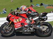 BSB Cadwell Park Test Josh Brookes