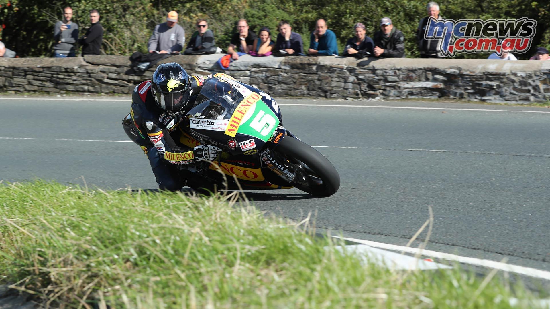 Classic TT PracticeQ Bruce Anstey