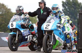 Classic TT PracticeQ Dunlop Harrison