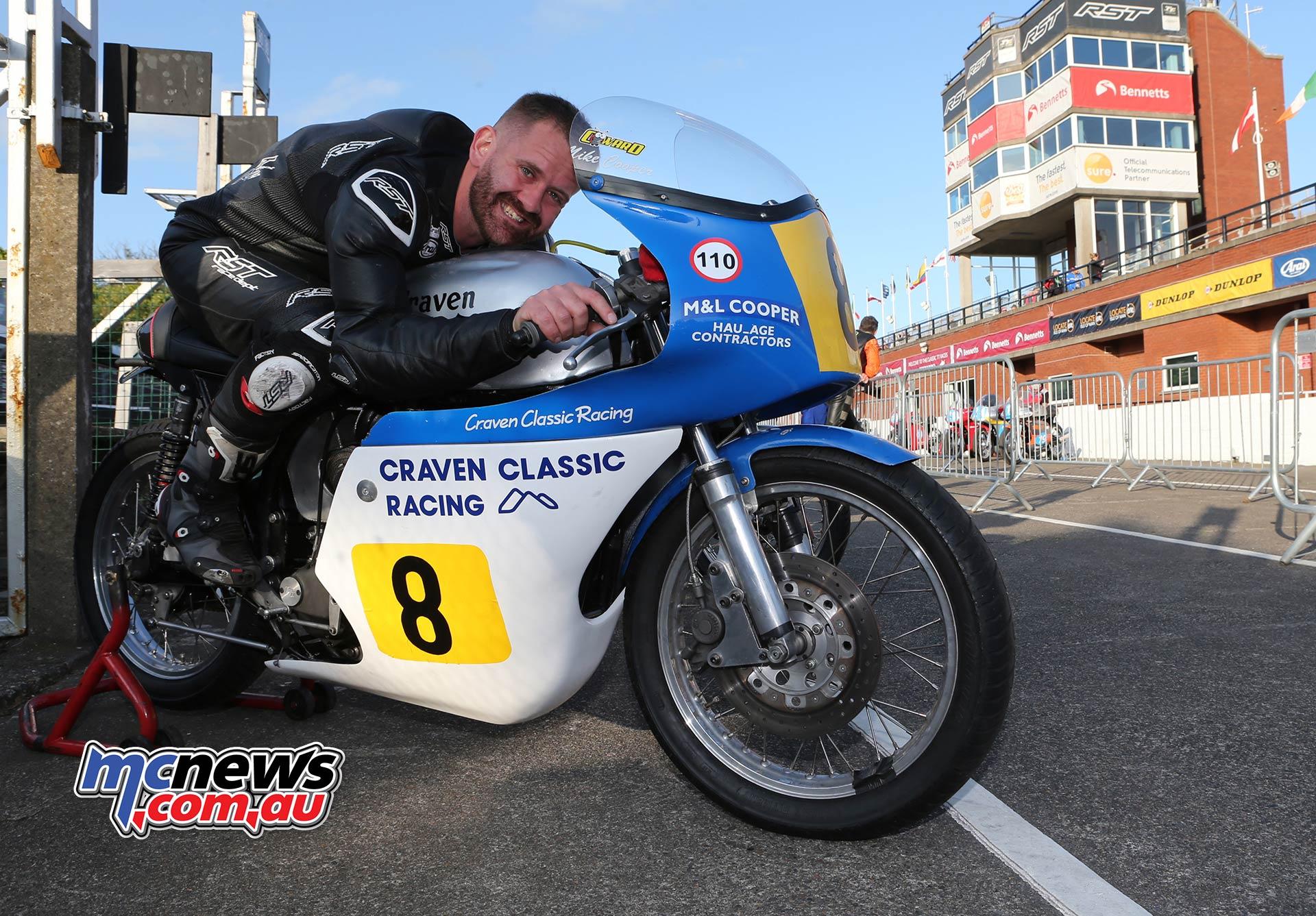 Classic TT PracticeQ Jamie Coward