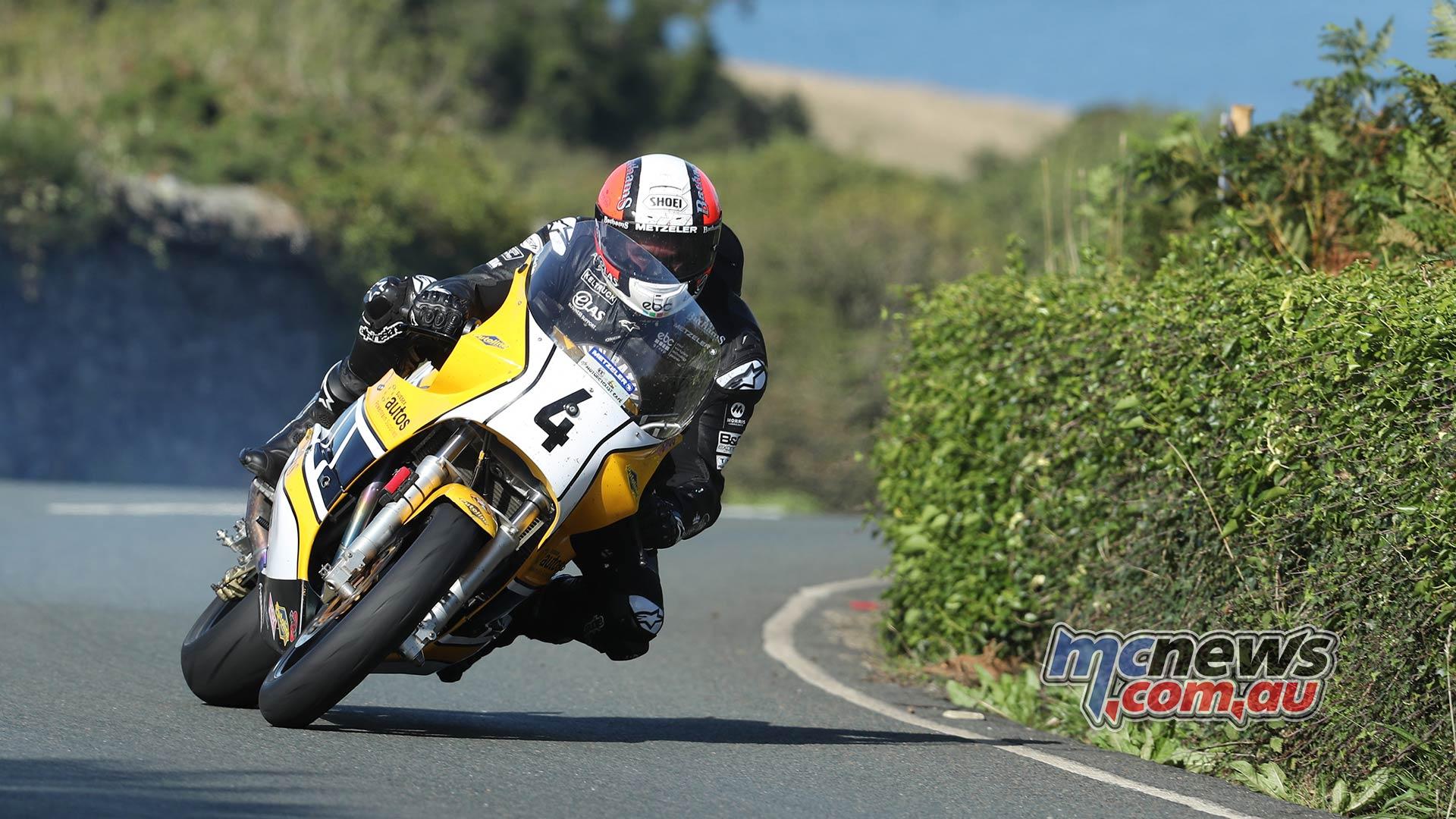 Classic TT PracticeQ Michael Rutter