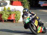 Classic TT Qualifying Bruce Anstey