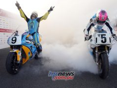 Classic TT Superbike David Johnson Win