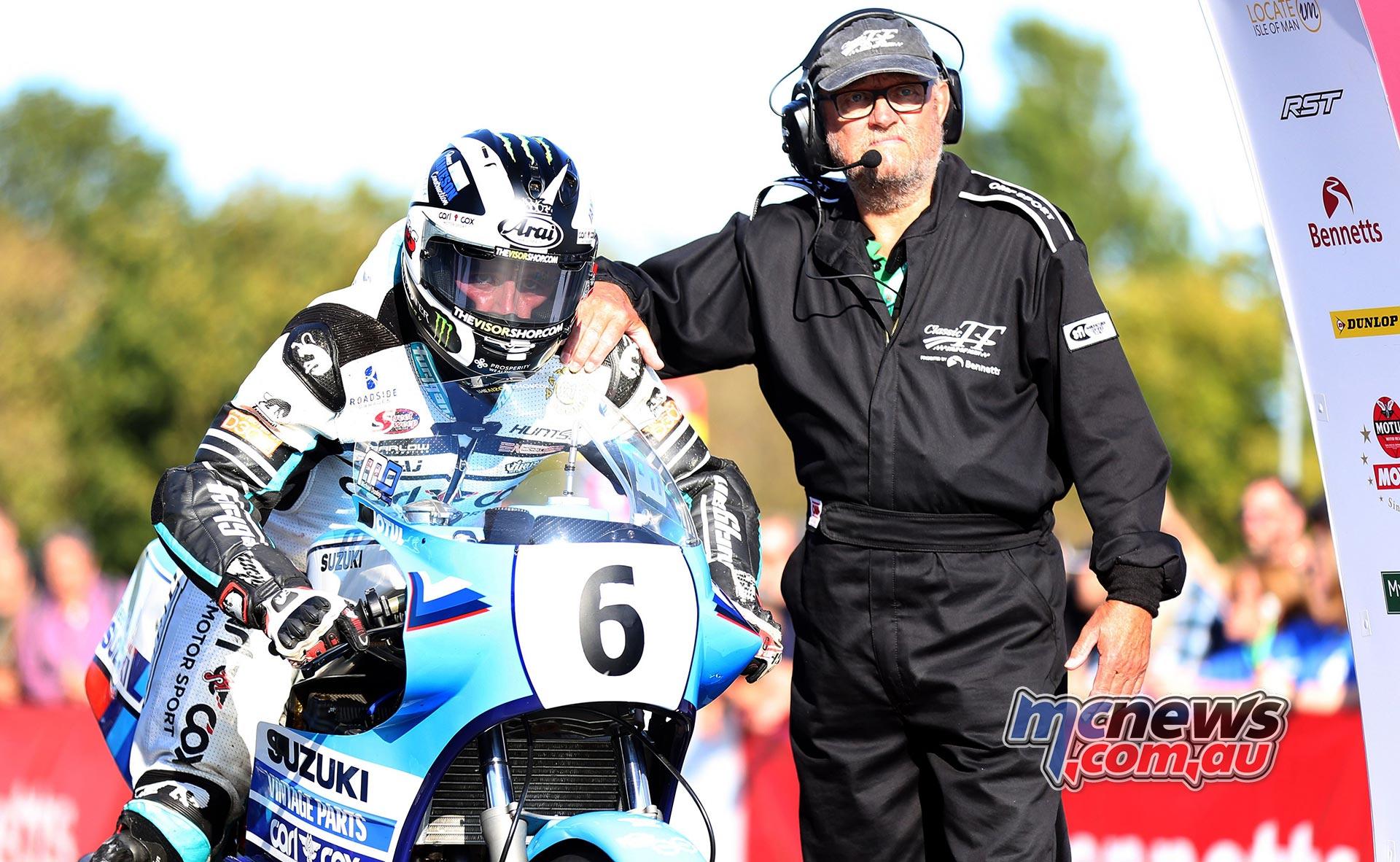 Classic TT Superbike Michael Dunlop