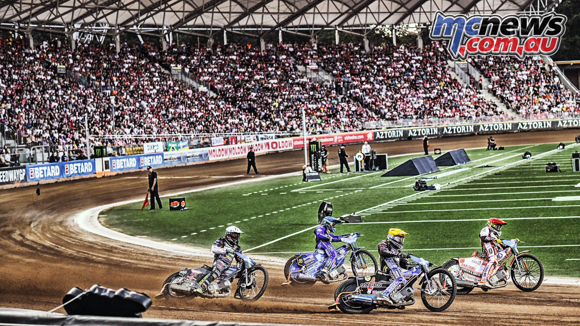 FIM Speedway Grand Prix of Poland Bartosz Zmarzlik